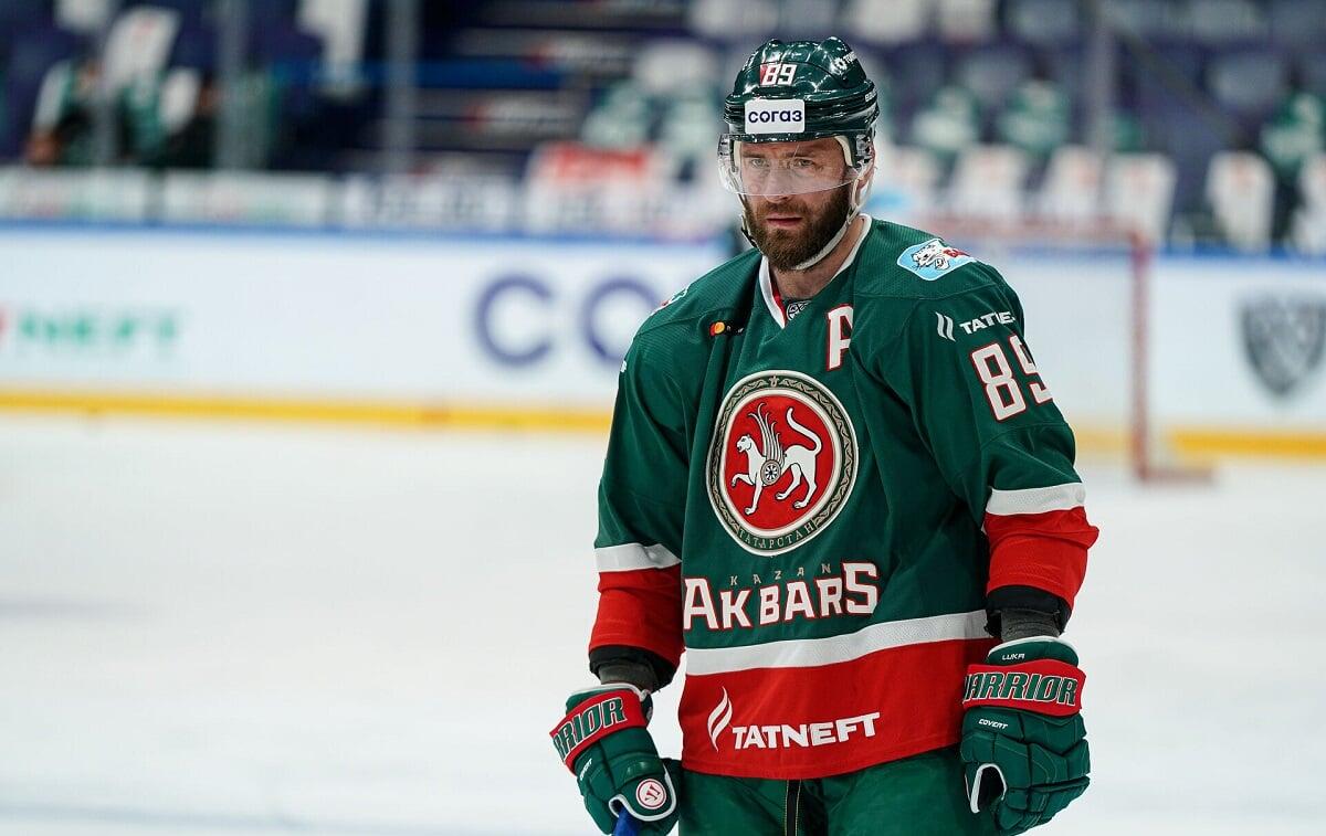 Лукоянов  болельщикам Ак Барса: Прошу проявить уважение. Поддерживайте, а не засирайте