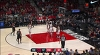 Damian Lillard with 36 Points  vs. Toronto Raptors