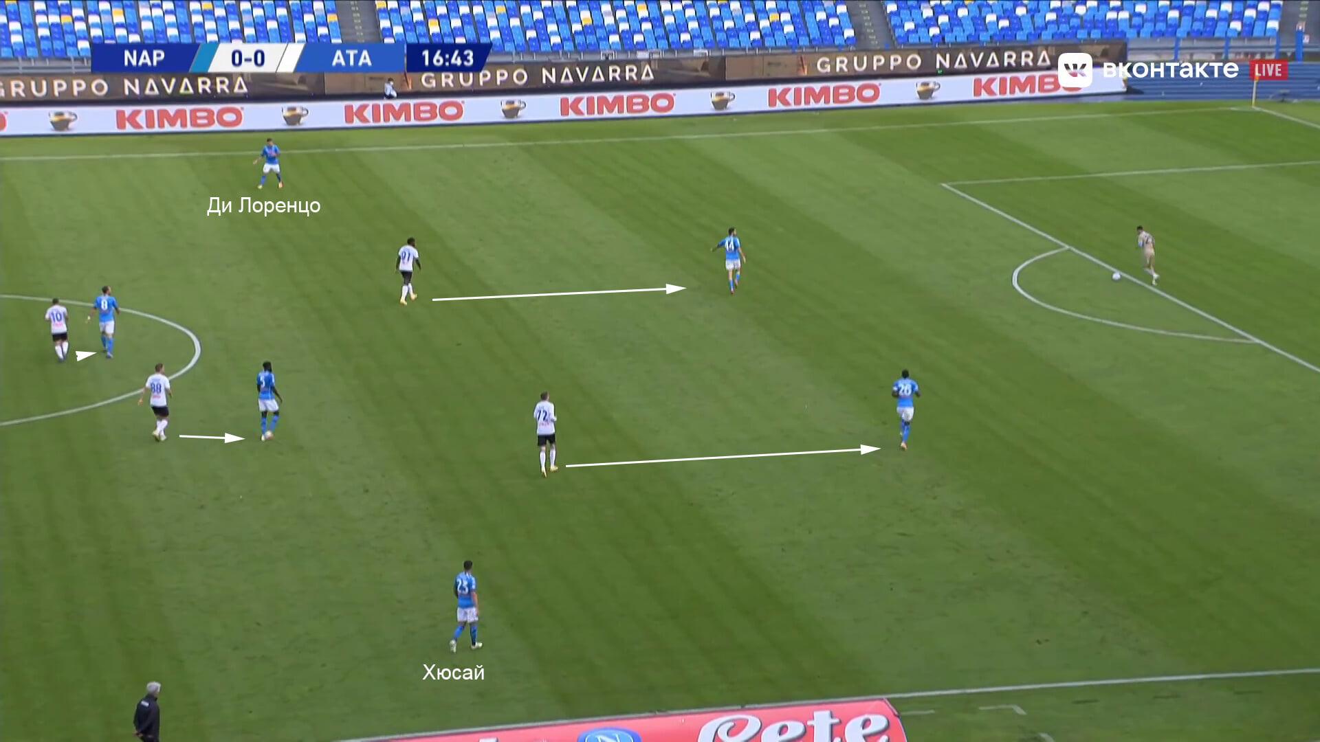 «Аталанта» внезапно получила четыре от «Наполи». Пора признать: Гаттузо – очень умный тренер (этот матч – шикарное доказательство)