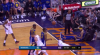 Alex Len, Zaza Pachulia  Highlights from Phoenix Suns vs. Golden State Warriors
