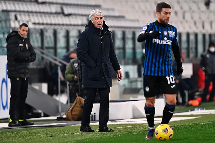 Новые детали конфликта в «Аталанте»: Папу Гомес завявил, что Гасперини пытался его ударить, а президент не заставил тренера извиниться