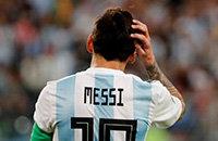 Лионель Месси, ЧМ-2018, Сборная Аргентины по футболу, Барселона