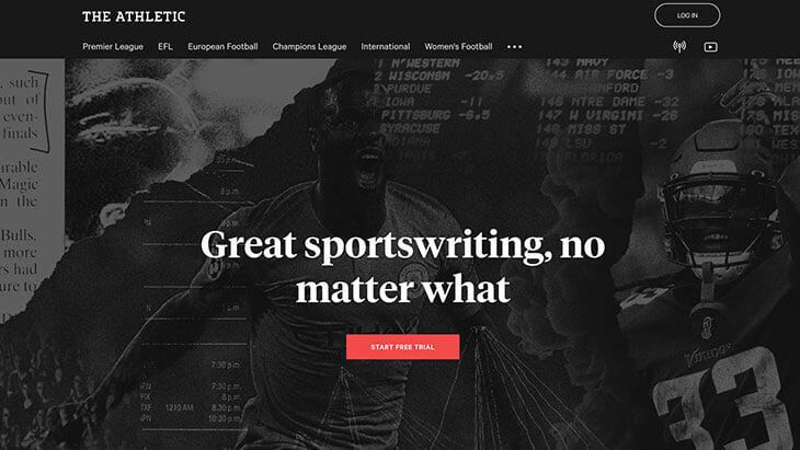 The Athletic перевернул мир британских медиа: подписка вместо рекламы, инсайды вместо отчетов, тексты не только про «МЮ», но и про «Кристал Пэлас»