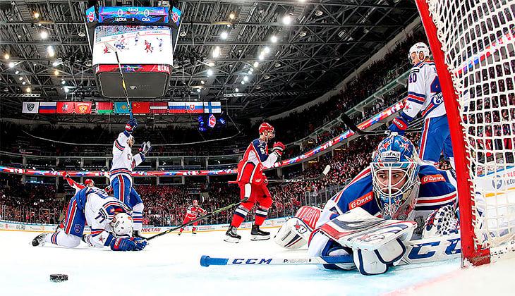 Алексей Яшин: Вфинале Кубка Гагарина будут очень интересные инапряженные игры