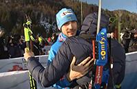 сборная России, ЧМ-2017, Мартен Фуркад, Антон Шипулин