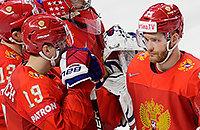 Сборная Канады по хоккею, Сборная России по хоккею, чемпионат мира по хоккею 2018, Илья Воробьев