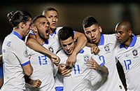 Кубок Америки, сборная Боливии по футболу, Сборная Бразилии по футболу, Филиппе Коутиньо