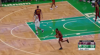 Marcus Smart with one of the day's best assists