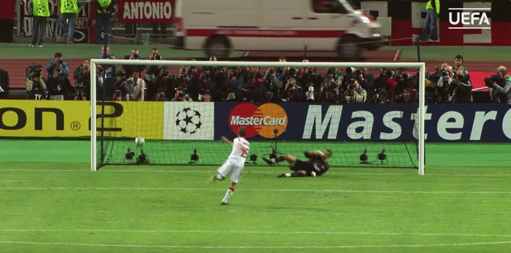Дудек в Стамбуле: забил на подсказки Бенитеса в серии пенальти и делал все наоборот, а еще кривлялся по просьбе Каррагера
