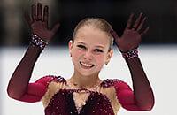 сборная России, Этери Тутберидзе, Александра Трусова, женское катание, Гран-при