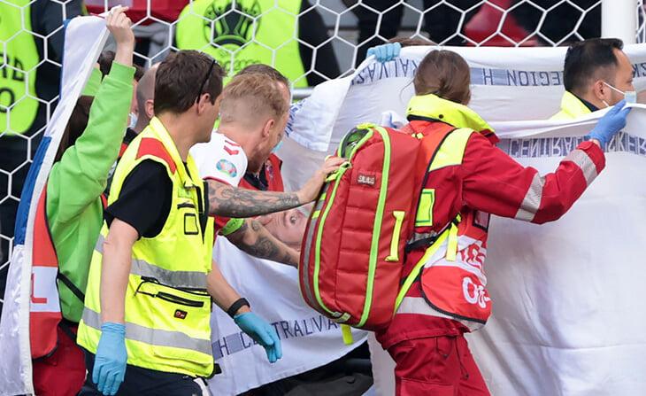 Врачи сборной Дании растерялись после приступа Эриксена. Ему спас жизнь немецкий реаниматолог