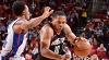 GAME RECAP: Rockets 100, Pistons 96