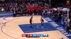 Damian Lillard with 32 Points  vs. New York Knicks