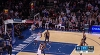 Tim Hardaway Jr. nails it from behind the arc