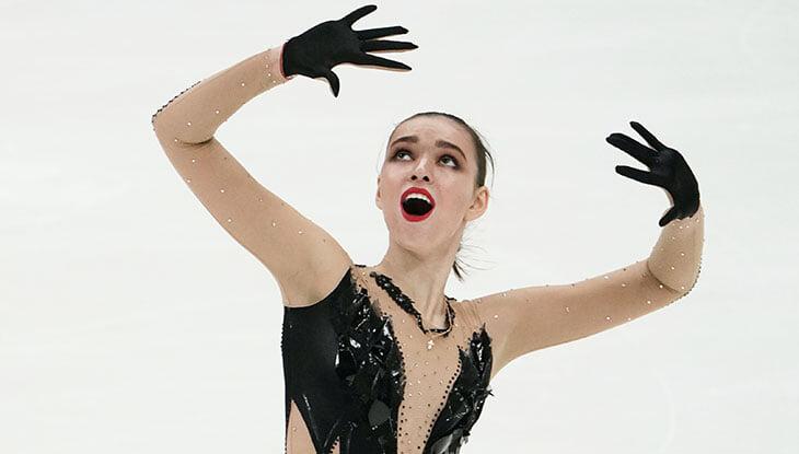 Мария Талалайкина, Анастасия Губанова, сборная России, сборная Италии, женское катание, сборная Грузии