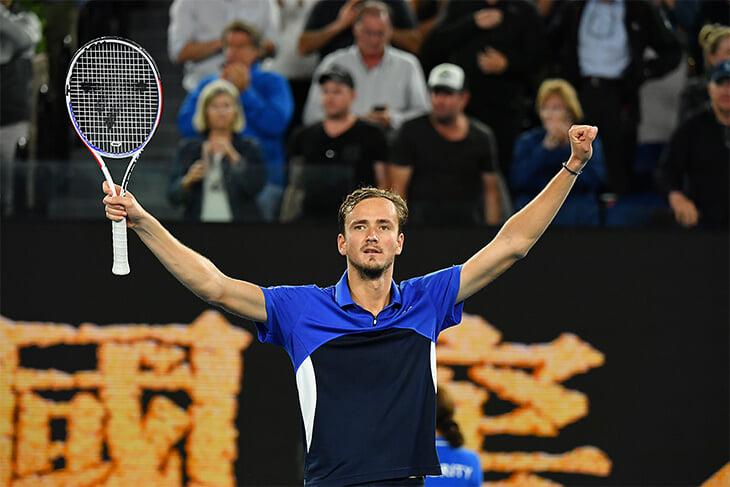 Кого нужно обыграть Медведеву, чтобы взять US Open? Изучаем расклады фаворитов
