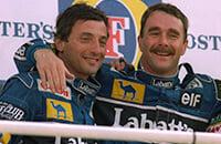 Уильямс, почитать, техника, Эдриан Ньюи, ретро, интервью, Найджел Мэнселл, Формула-1, Рикардо Патрезе