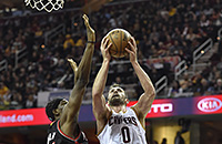 Кливленд, НБА, видео, Кевин Лав