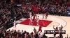 CJ McCollum, Joel Embiid  Highlights from Portland Trail Blazers vs. Philadelphia 76ers