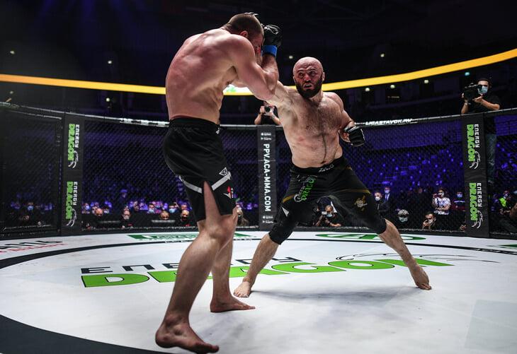 Магомед Исмаилов – Владимир Минеев. Онлайн главного реванша в российских MMA