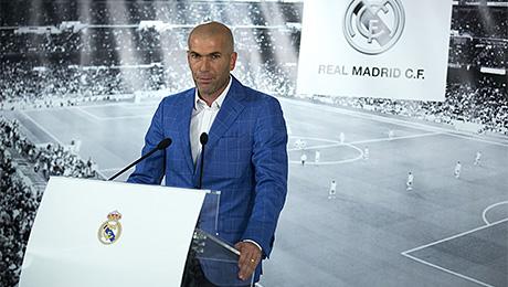 «Зидан точно не поможет взять Ла Лигу и ЛЧ». Что говорили о тренере «Реала», когда он начинал