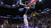 Kent Bazemore with the big dunk