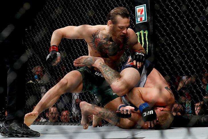 Эволюция Конора и Порье с их первого боя: стали чемпионами, Дастин прошел через 2 часа перманентных рубок, а Макгрегор изменил MMA