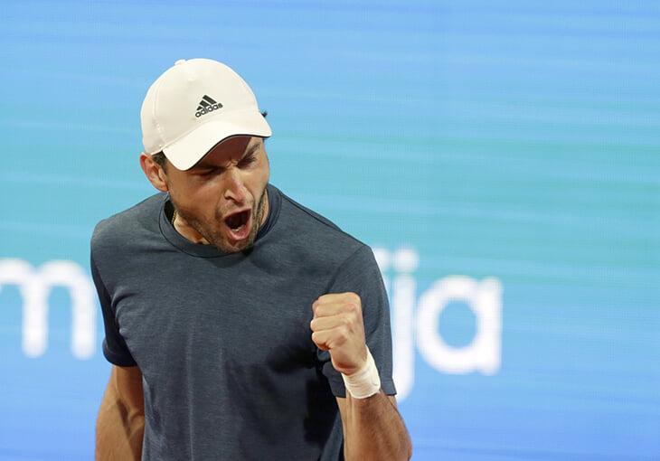 Аслан Карацев! За 3,5 часа обыграл Джоковича и показал, что он теннисный и ментальный гигант