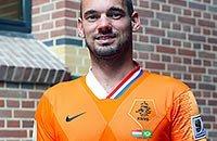 игровая форма, сборная Голландии по футболу, ЧМ-2014, Уэсли Снейдер, Nike, стиль, ЧМ-2010