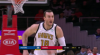 Miles Plumlee with the huge dunk!