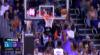 Josh Jackson with the huge dunk!