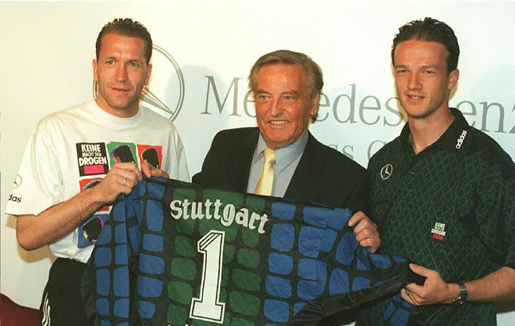 Странная немецкая традиция – объявлять о трансферах за полгода и раньше. Так Гетце и Баллак переходили в «Баварию», а Нагельсманн – в «Лейпциг»