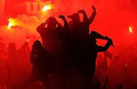 примера Испания, Сантьяго Бернабеу, болельщики, Реал Мадрид, Барселона, Камп Ноу