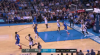 Russell Westbrook Posts 22 points, 10 assists & 12 rebounds vs. San Antonio Spurs