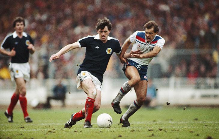 Англия vs Шотландия – это и есть история футбола. От первой игры сборных до бешеного Гаскойна