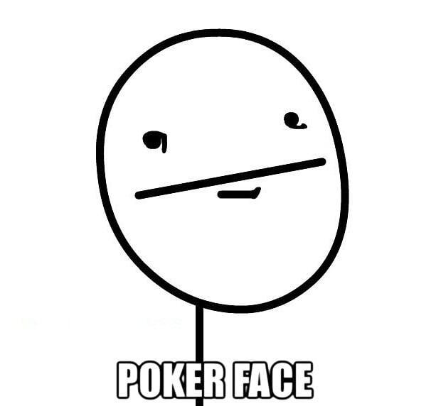Покерфейс – главный культурный экспорт покера