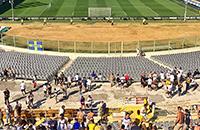 фото, Стадио Олимпико, стадионы, Адзурри д′Италия, Сан-Паоло, Артемио Франки