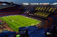 Барселона, Реал Мадрид, болельщики, Йохан Кройфф, фото