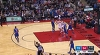Kristaps Porzingis with 4 Blocks  vs. Toronto Raptors
