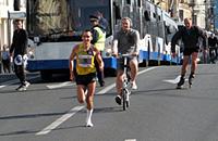 бег, Хайле Гебреселассие, Пекин-2008, Алексей Соколов-старший, Московский марафон, ЗОЖ