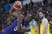 НБА, сборная Австралии, сборная США, Рио-2016