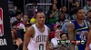 Avery Bradley with the dunk!