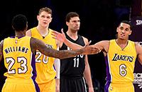 Лейкерс, НБА