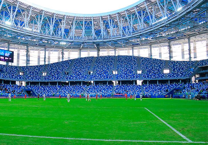 Тамбов, Рубин, болельщики, премьер-лига Россия, фото