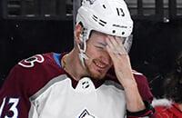 Ничушкин –новый герой русского сезона в НХЛ. Забил головой, отдал и подрался