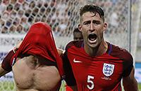 квалификация ЧМ-2018, Футбольная ассоциация Англии, сборная Словакии, сборная Англии, Сэм Эллардайс