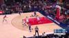 Mitchell Robinson Blocks in Washington Wizards vs. New York Knicks