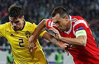 Выбираем лучшего игрока матча Россия – Швеция. Пока лидируют Дзюба, Черышев и Фернандес