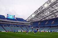 товарищеские матчи (сборные), стадионы, сборная России, Олимпийский стадион Сочи, фото, Сочи-2014