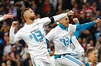 Бавария, Криштиану Роналду, Реал Мадрид, Лига чемпионов, Зинедин Зидан, Тони Кроос